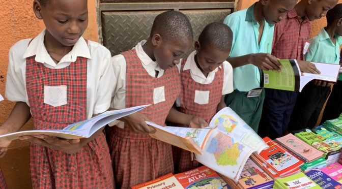 WAJJABU NURSERY AND PRIMARY SCHOOL GAINS FROM THE TUL BOOK FUND