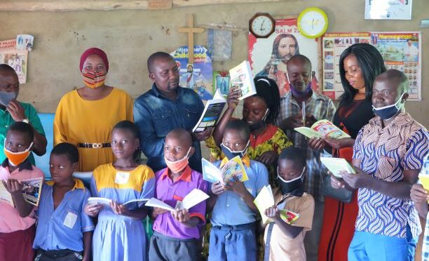 5 SCHOOLS BENEFIT FROM THE TUL BOOK FUND 2020