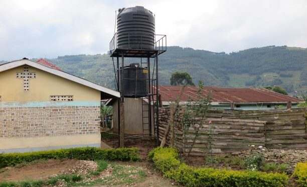 RUBANDA SISTERS GET FUNDS TO RENOVATE CONVENT