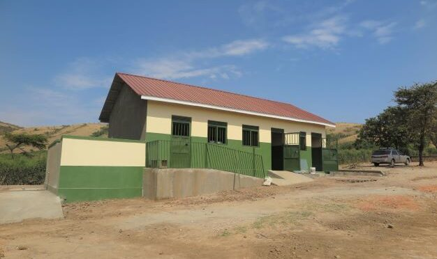 KACHICA DORMITORIES COMPLETED